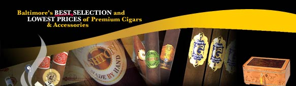 cigar dinners, cigar parties, baltimore, maryland